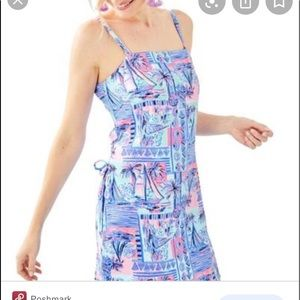 Lilly Pulitzer Sahar romper in Yeah Buoy 8